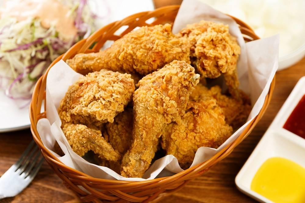 طريقة تحضير دجاج كنتاكي