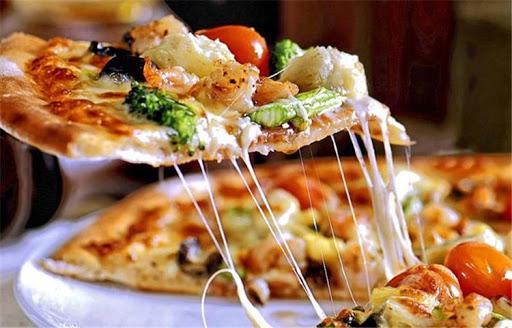 اسهل طريقة عمل البيتزا